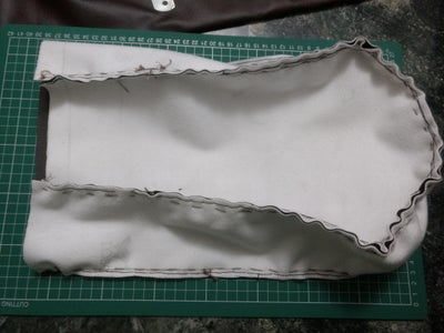 Stitching the Front, Back and Side Panel