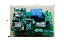 ARMTRONIX Wifi 30Amps Board