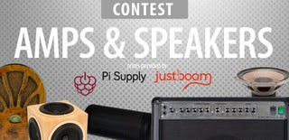 Amps and Speakers Contest 2016