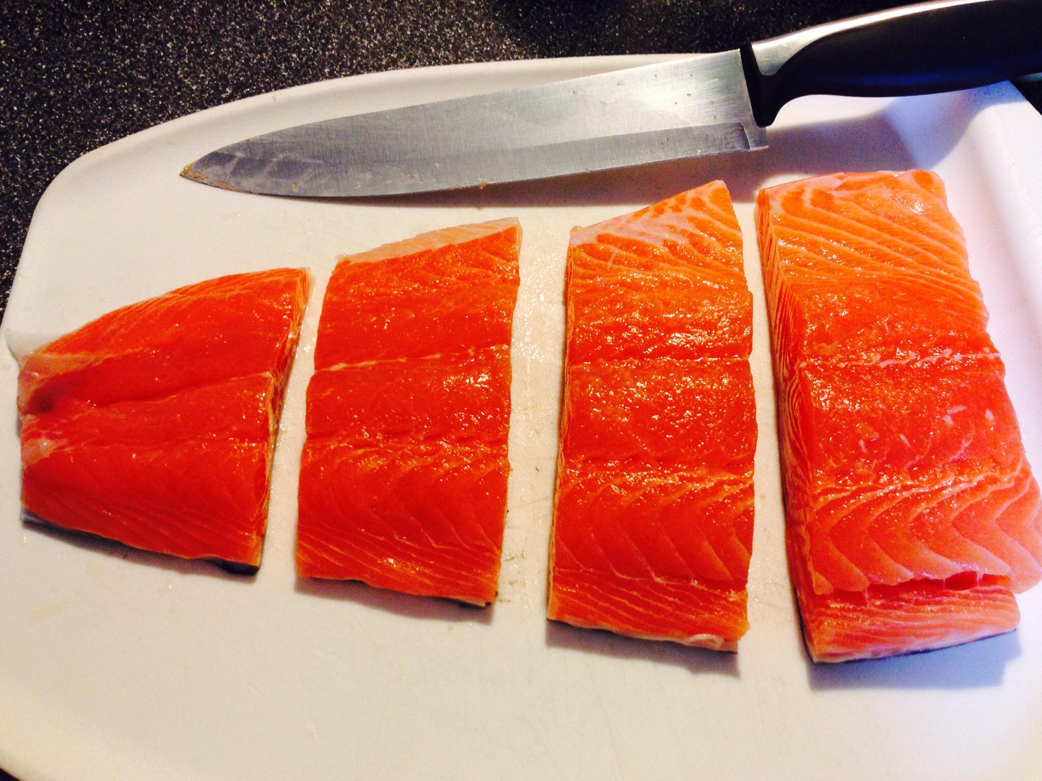 Picture of Prepare Salmon