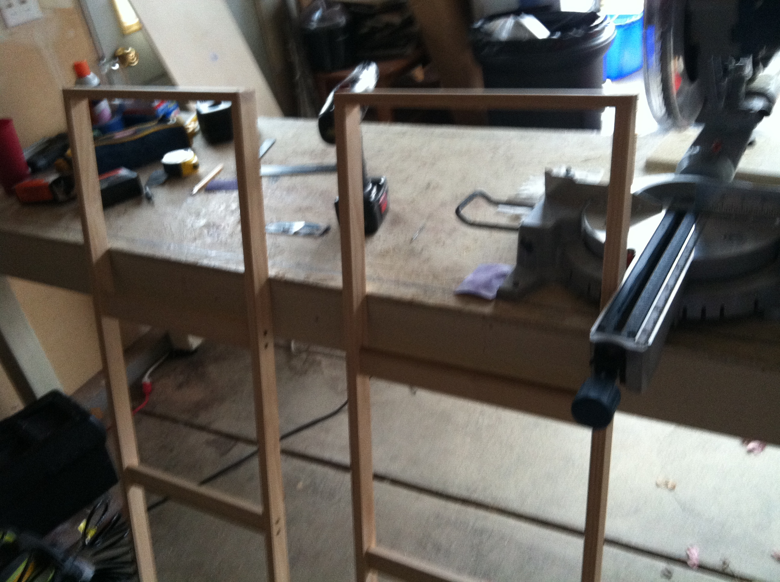 Picture of Building Frames