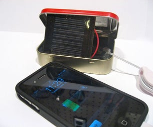 DIY IPhone Chargers