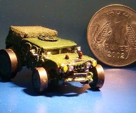 Micro Hummer