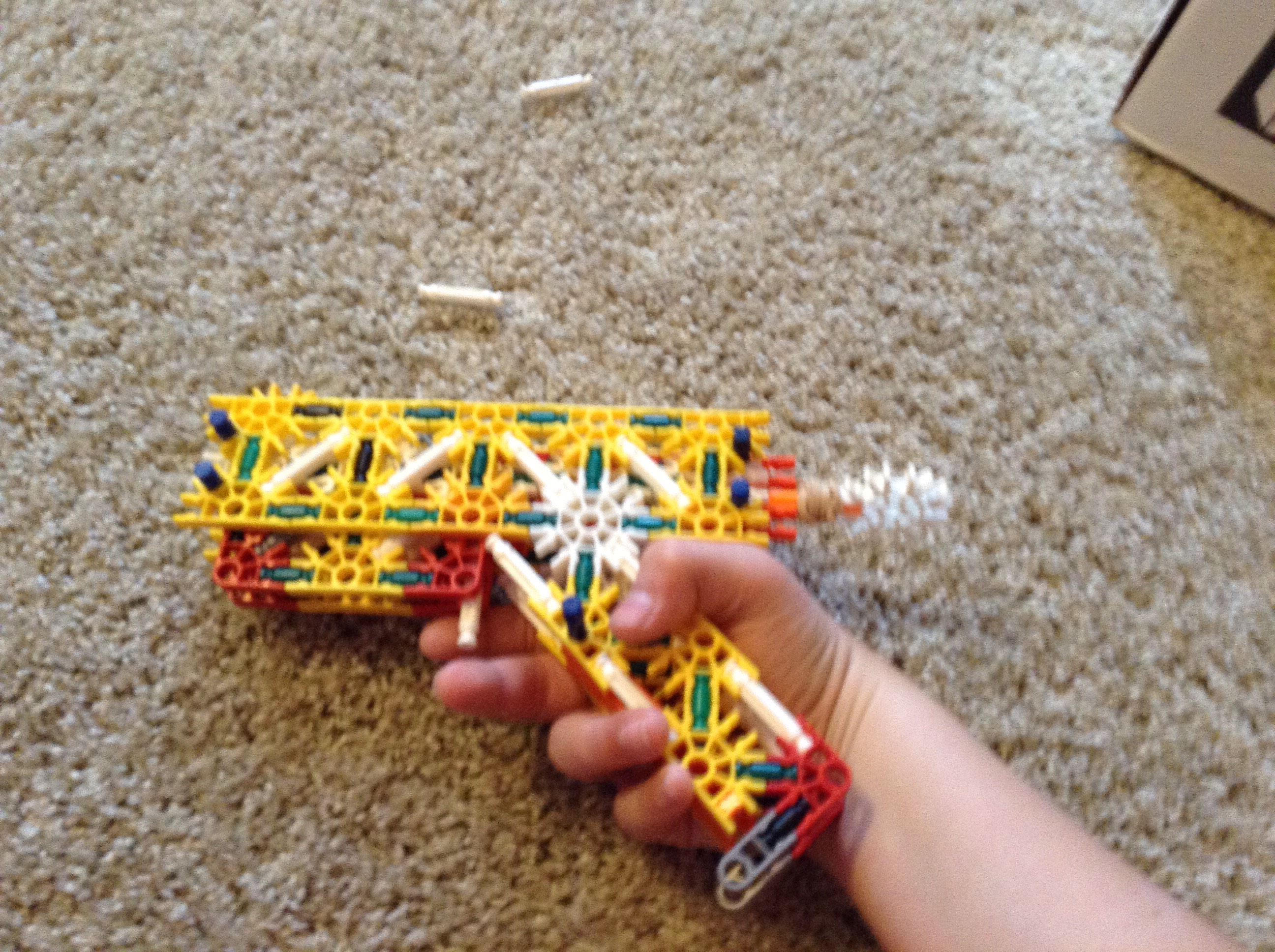 Picture of Esd Knex Pistol