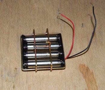 Modding (slightly) the Batteries