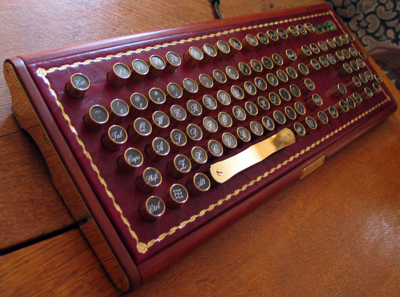 Picture of Buccaneer Keyboard