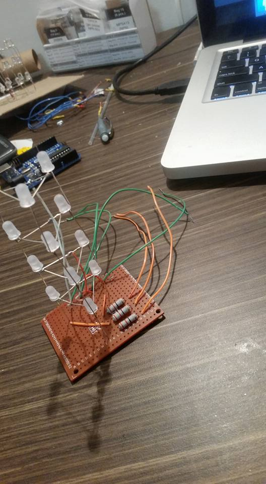 Picture of Bits and Things You'll Need to Create It