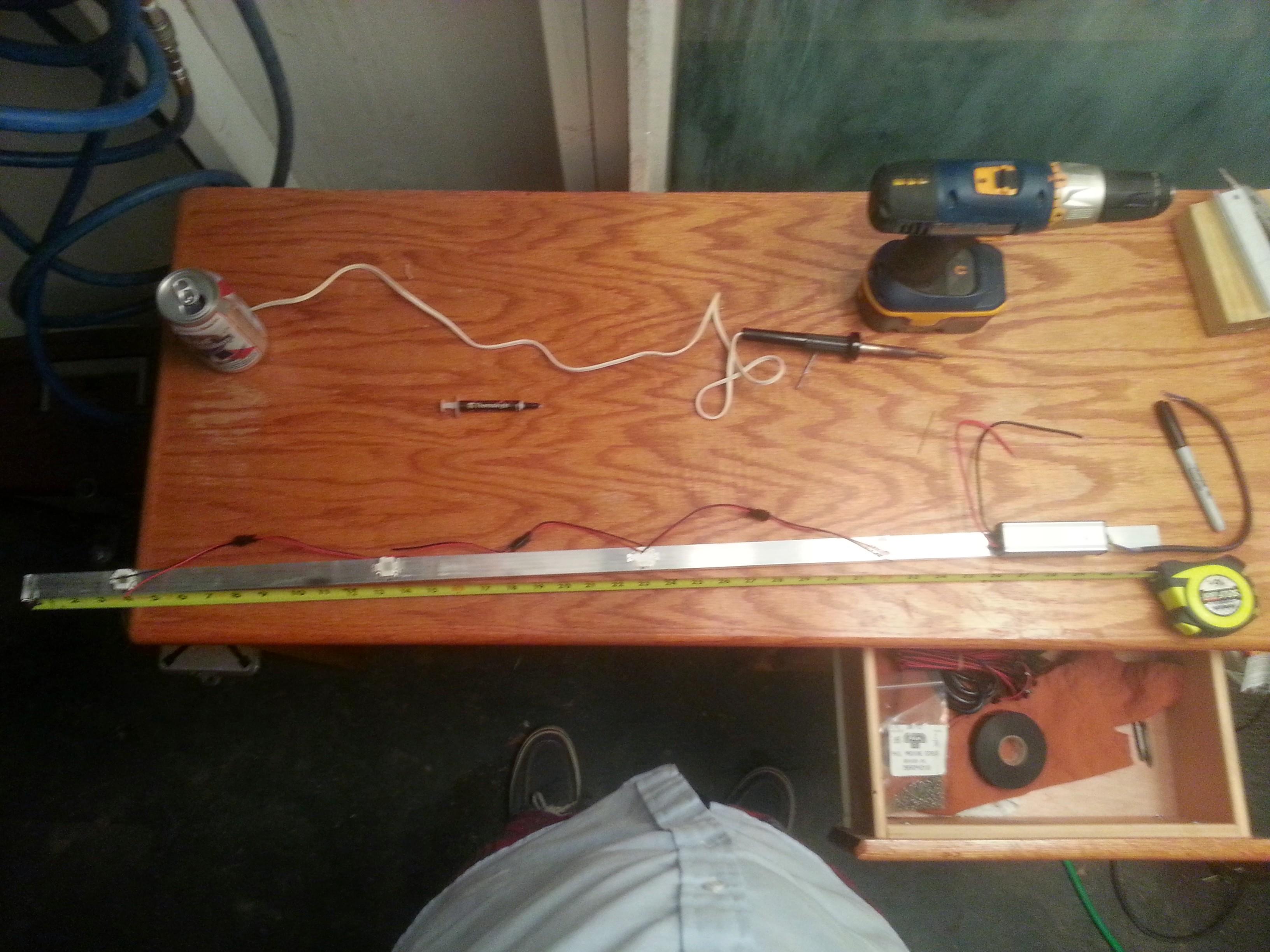 Picture of Cut / Measure / Drill Almunium