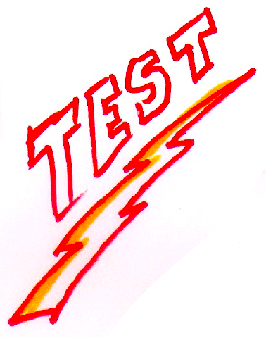 Picture of Test, Try Over and Over Again, Improve!