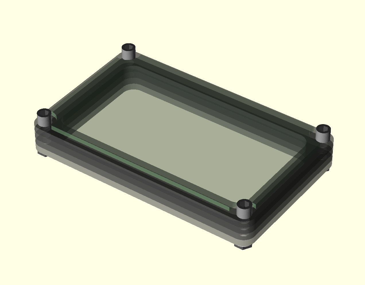 Picture of Generating an Enclosure With OpenSCAD