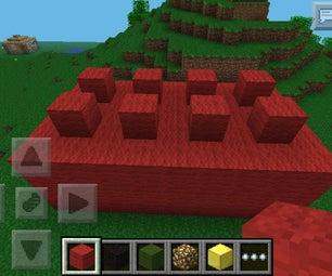 Minecraft PE ,LEGO