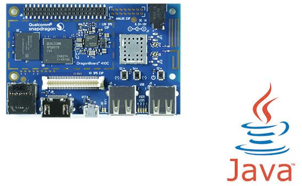Picture of DragonBoard: How to Access GPIOs Using Java
