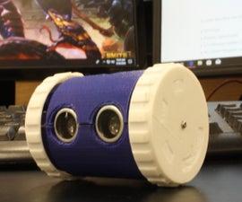 Object Avoiding Arduino Robot