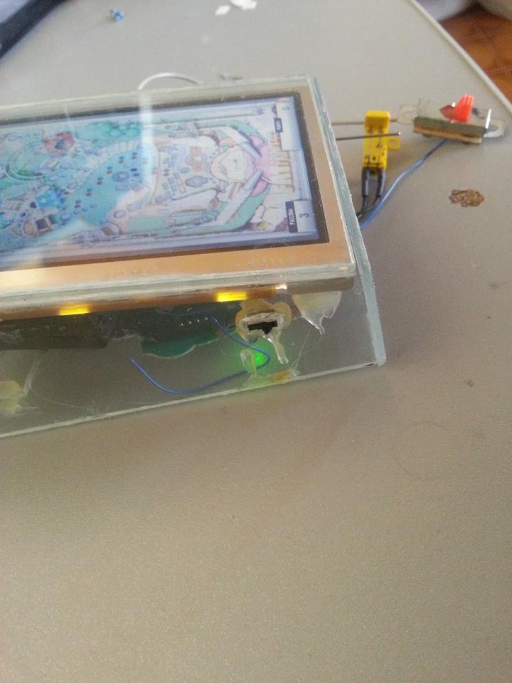 Picture of Mini Virtual Pinball