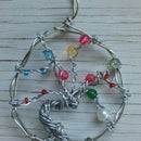 How to Make a Family Tree of Life Pendant