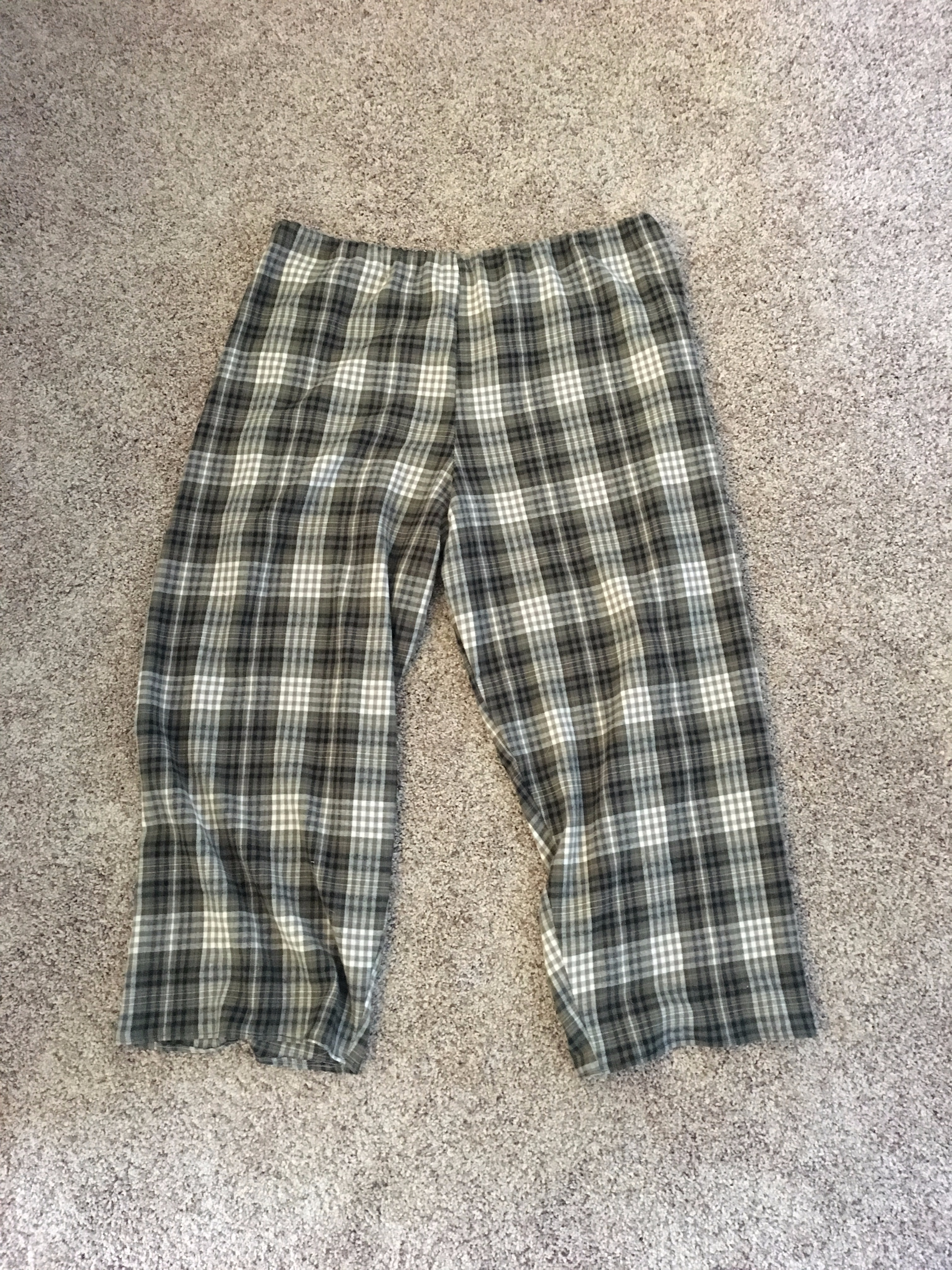 Picture of How to Sew Pajama Pants From a Pattern: the Quick and Dirty Version