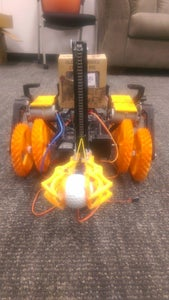 Robot Car (with Dual Drive Train)