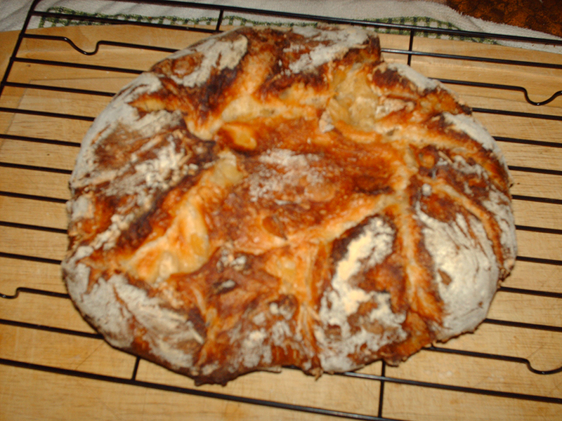 Picture of Ginger Brew Bread