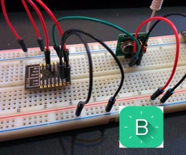 ESP8266-12  standalone blynk   control  outlets wireless  433 mhz