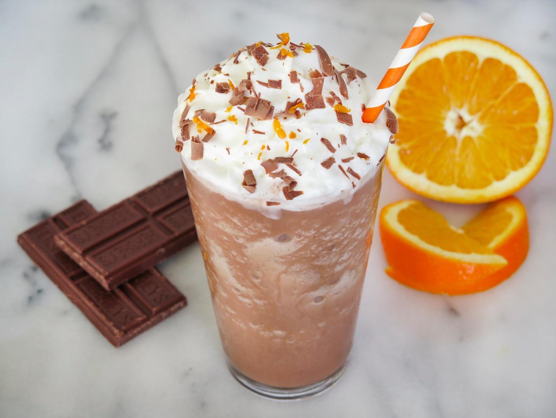 Picture of Orange Mocha Frappuccino Recipe