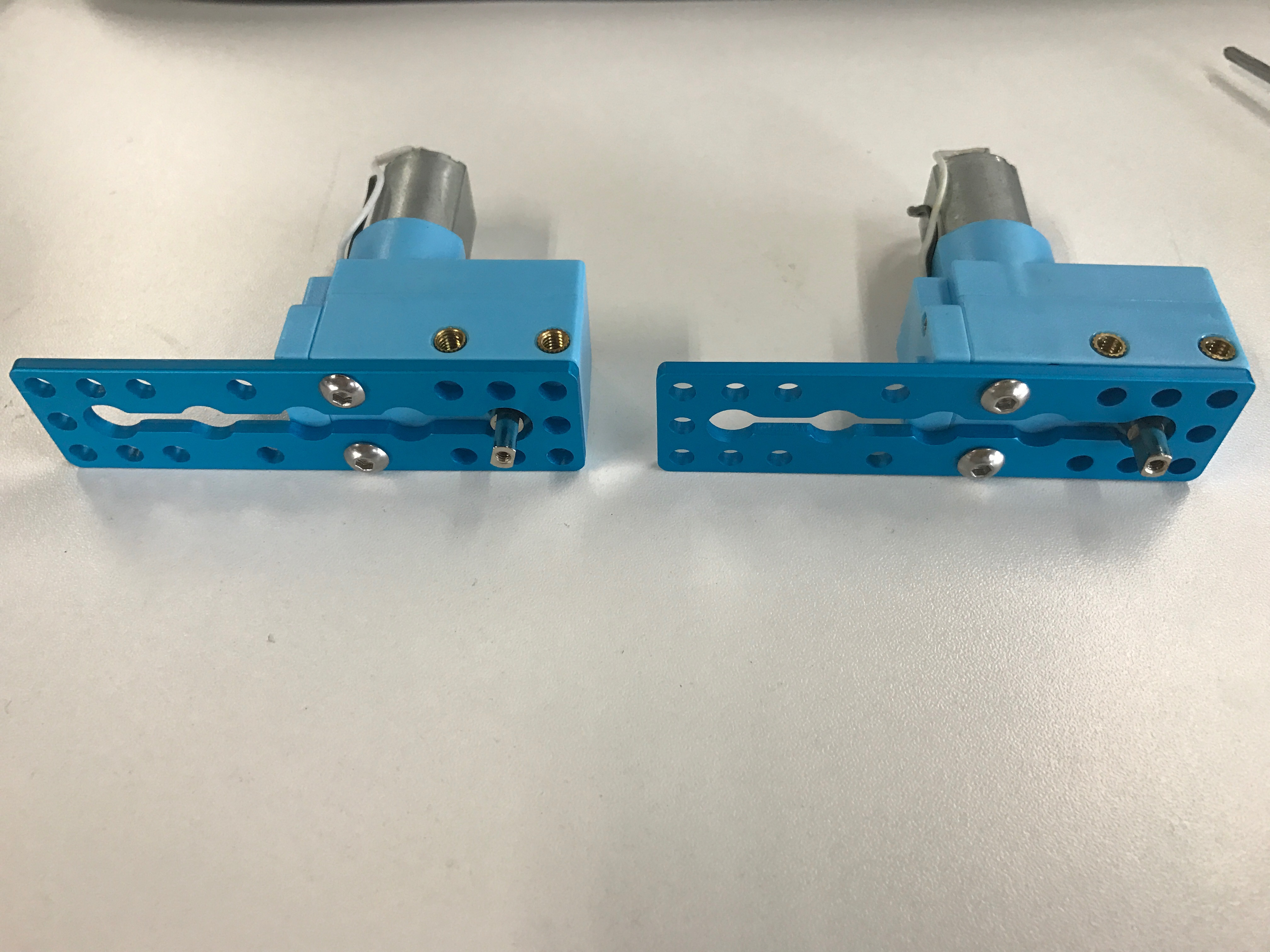 Picture of Attach the Motors