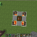 how to make a pit lava trap in minecraft