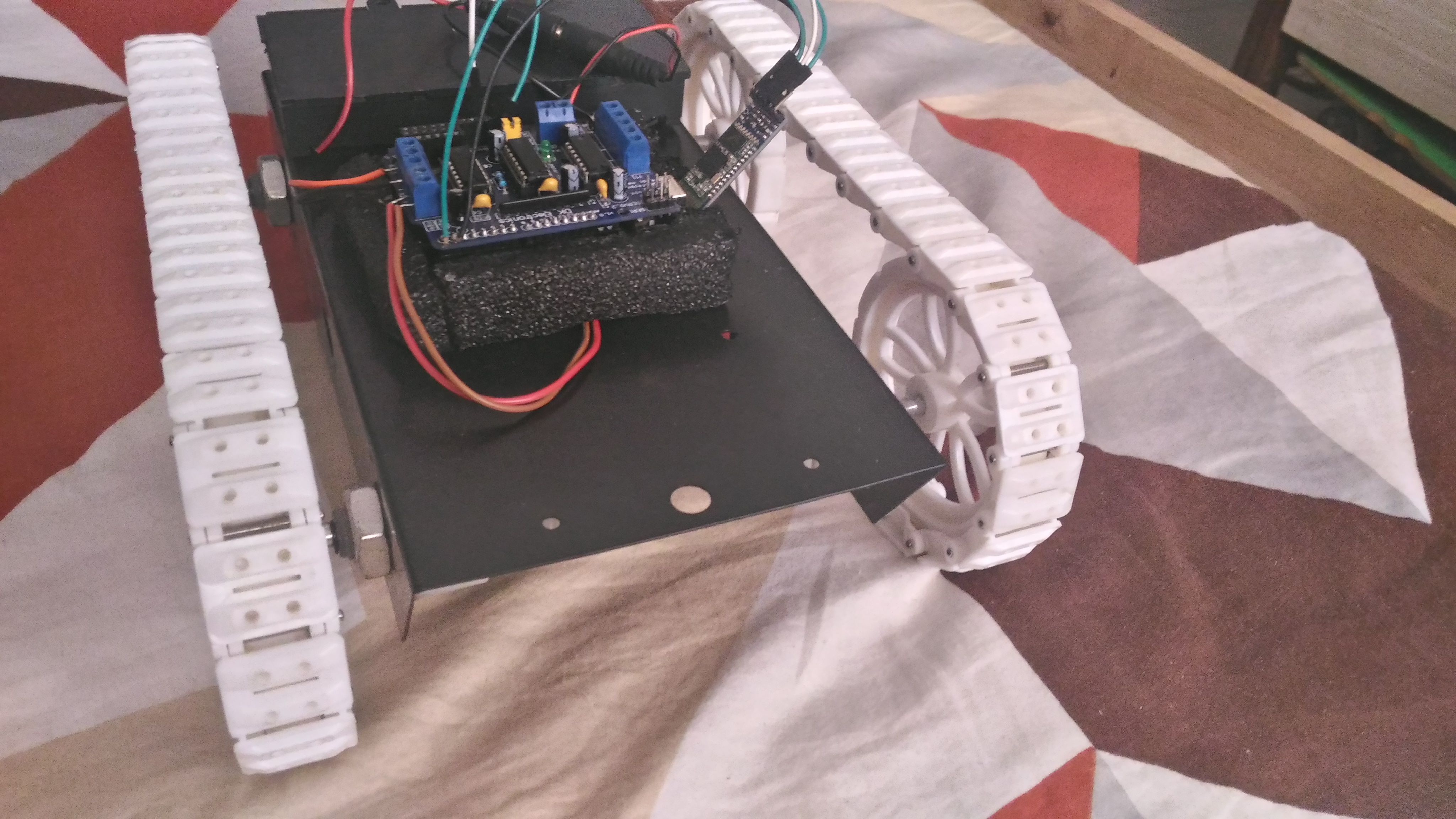 Picture of Arduino Rc Tank