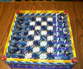 Knex chess/checkers set.