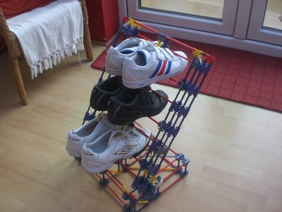 Knex Multi-tower Shoes Stand