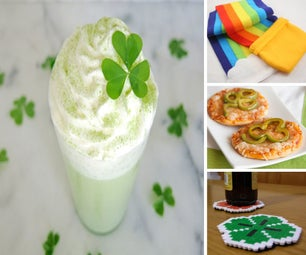 St.Patrick's Day Projects