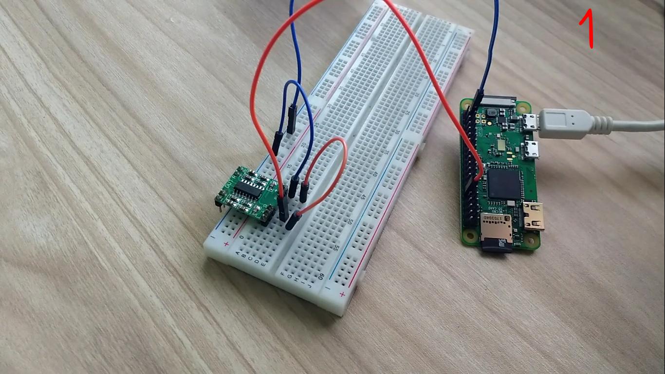 Picture of Giving Raspberry Pi Zero W Audio Capabilities (hardware)