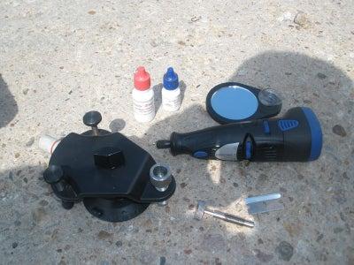 Windshield Repair Tools & Supplies