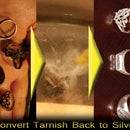 Polishing Silver the Easy Way - With SCIENCE!