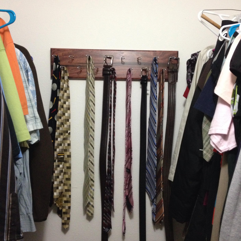 Picture of Tie/Belt Hanger