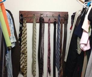 Tie/Belt Hanger