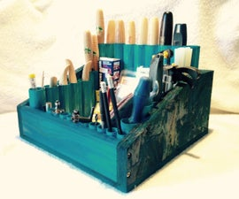 Carving Tool Organiser