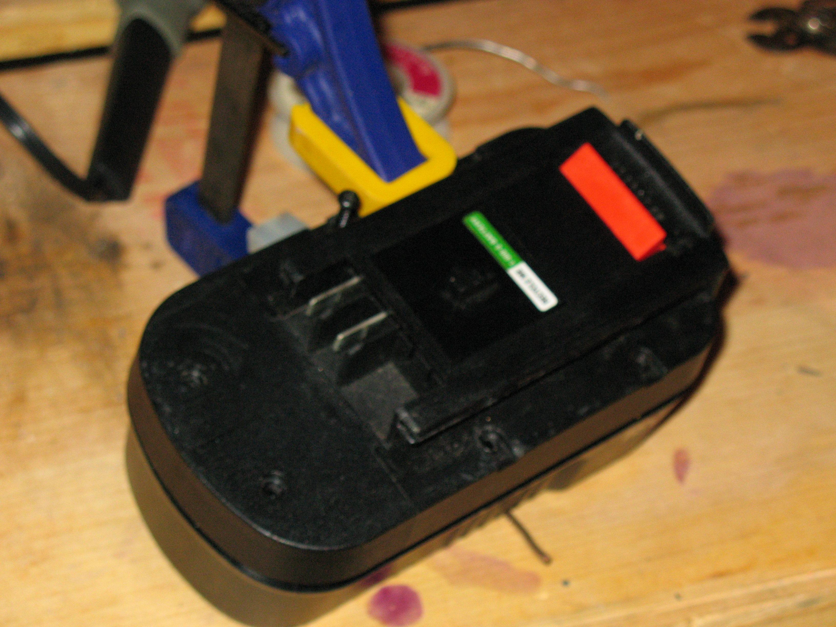 Picture of Reassemble Your Battery