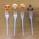 Bouncing Emojis