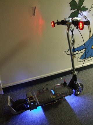 The New and Improved Brushless Electric Scooter Power System Guide
