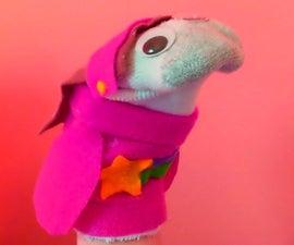 Mabel Sock Puppet