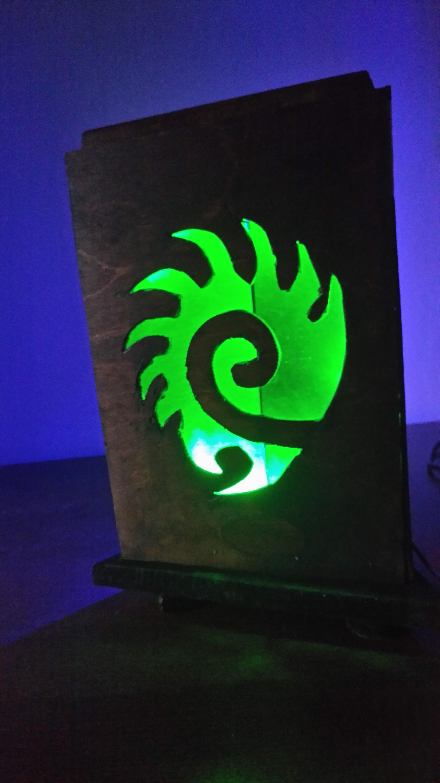 Picture of Nerd Lamp