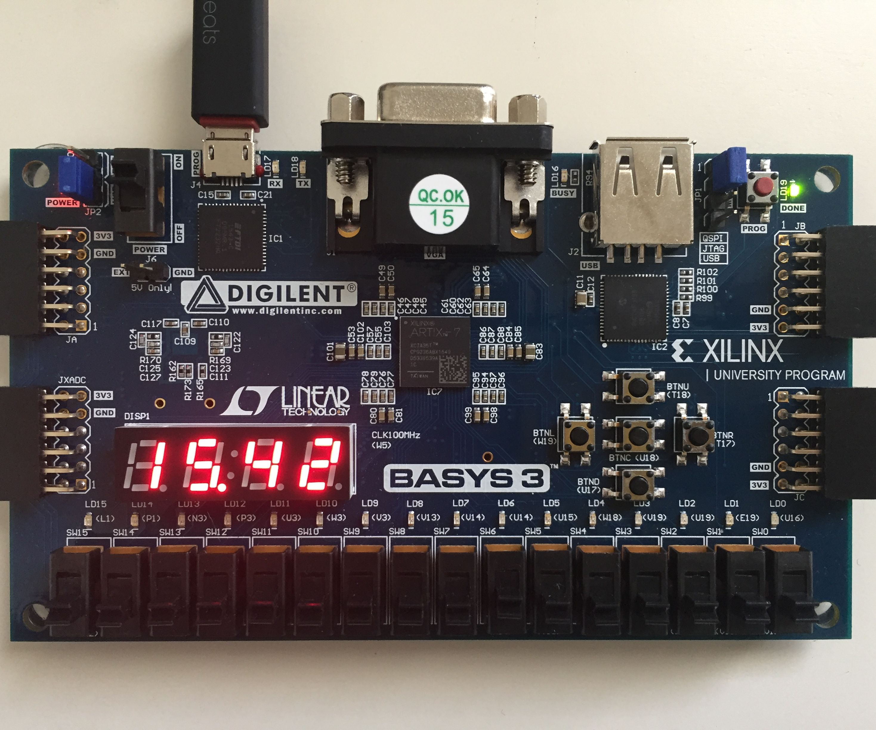 VHDL Stopwatch: 8 Steps (with Pictures)