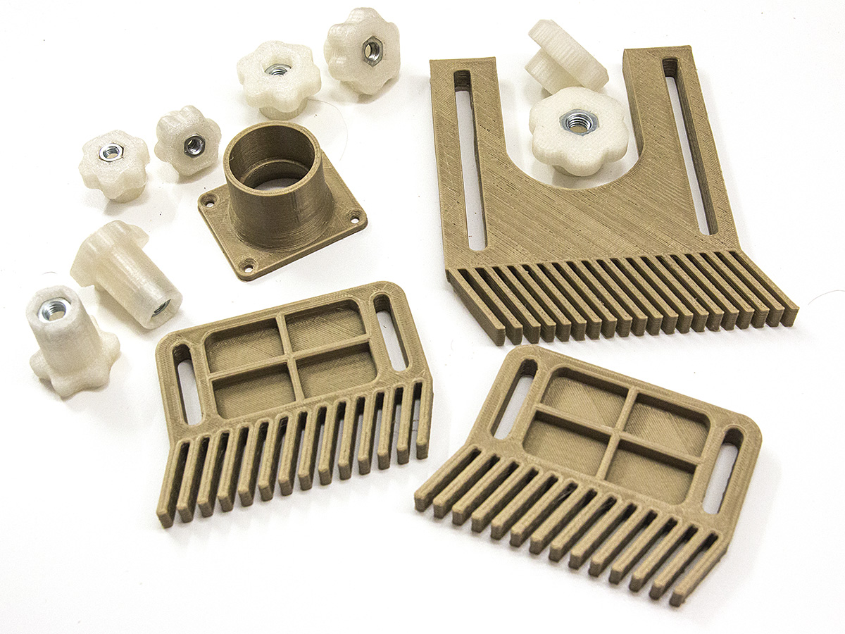 Picture of 3D Printing of Some Parts