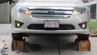 2010 Ford Fusion HID Fogs Installation : 7 Steps - InstructablesInstructables