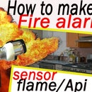 How to Make a Fire Alarm With Flame Sensor Module
