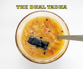 Spicy Dal Tadka