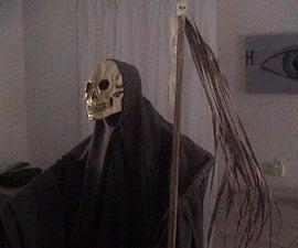 Grim Reaper Animatronic