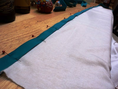 Open and Cut and Pin Binding