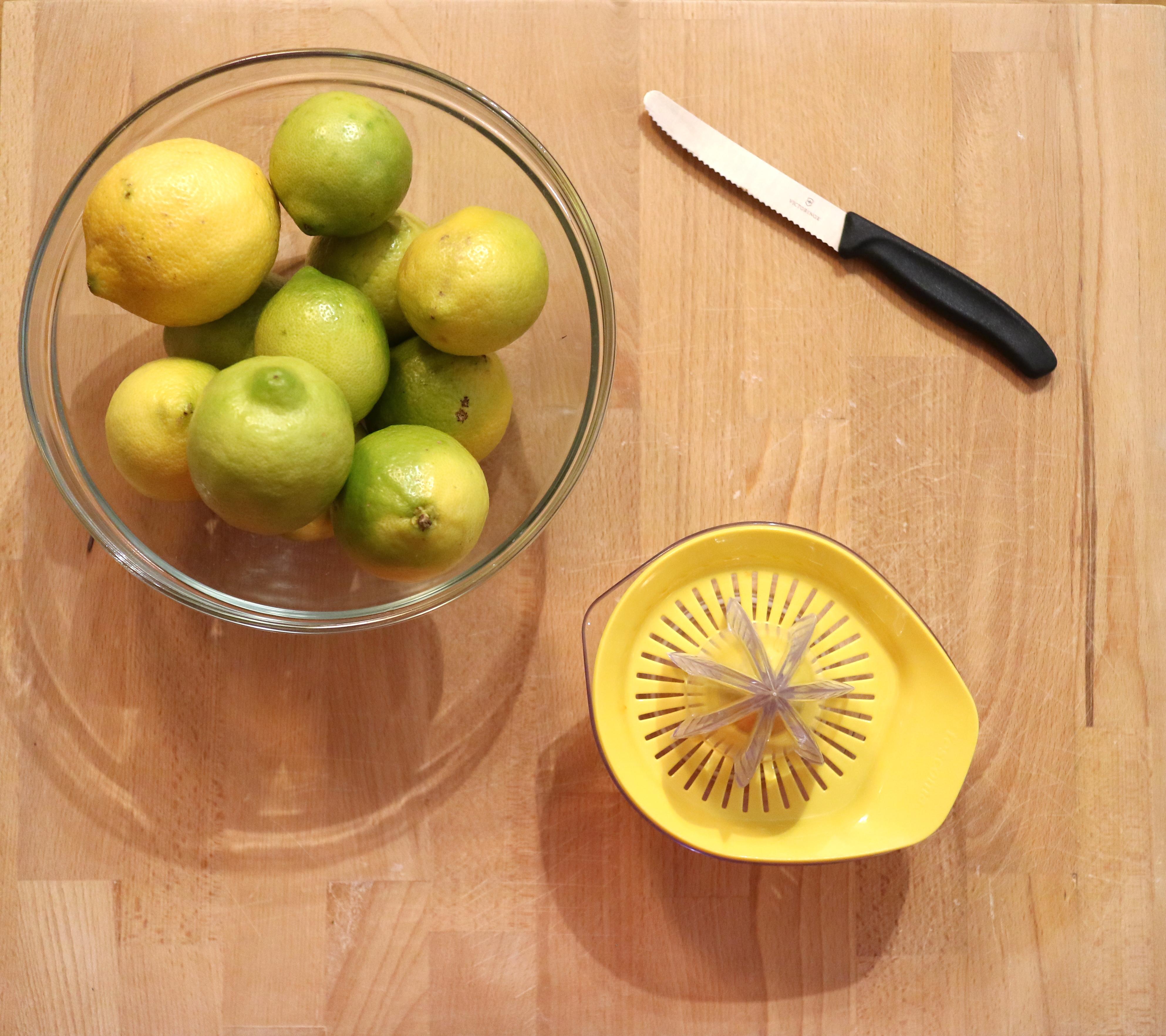 Picture of Preparing Your Lemons