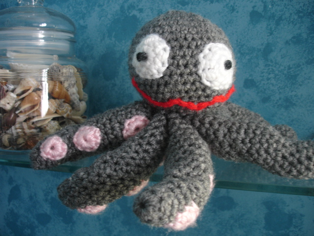 Picture of Oscar the Octopus